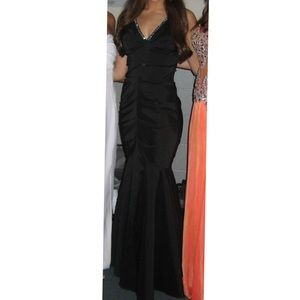 Cache full length gown